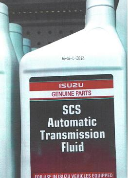 Npr And Nqr Transmission Fluid Requirements Isuzu Npr Nrr Truck