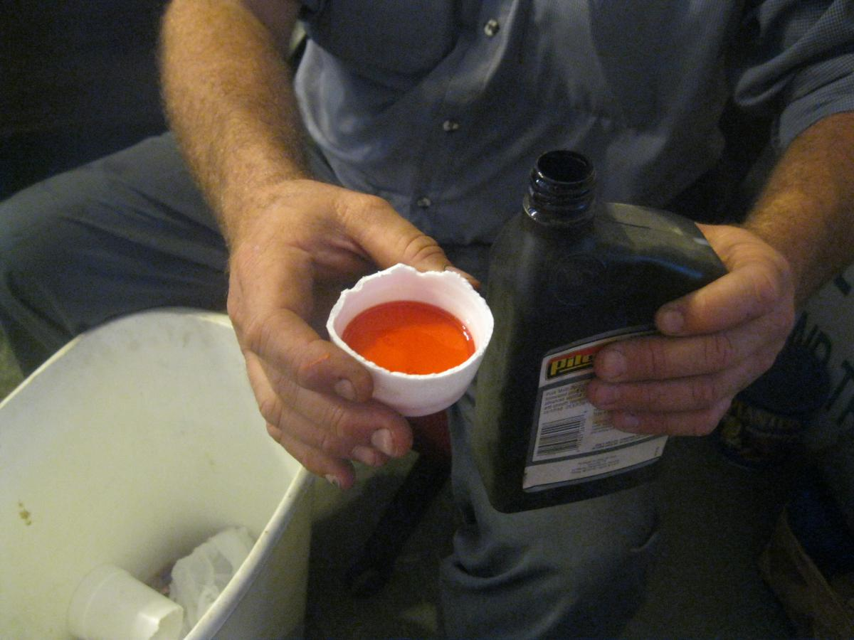Change the Transmission Fluid in Imported Trucks to Extend the Life
