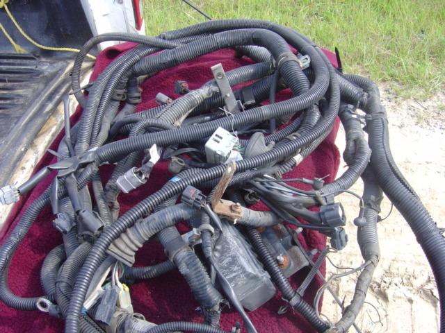 Isuzu Wiring Harness Npr Nqr Gmc W3500 W4500 2006