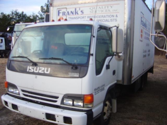 isuzu npr truck 2002 used busbee 39 s trucks and parts. Black Bedroom Furniture Sets. Home Design Ideas