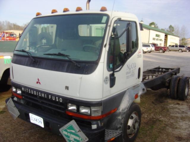 Mitsubishi Fuso Fh Truck 2004 Used