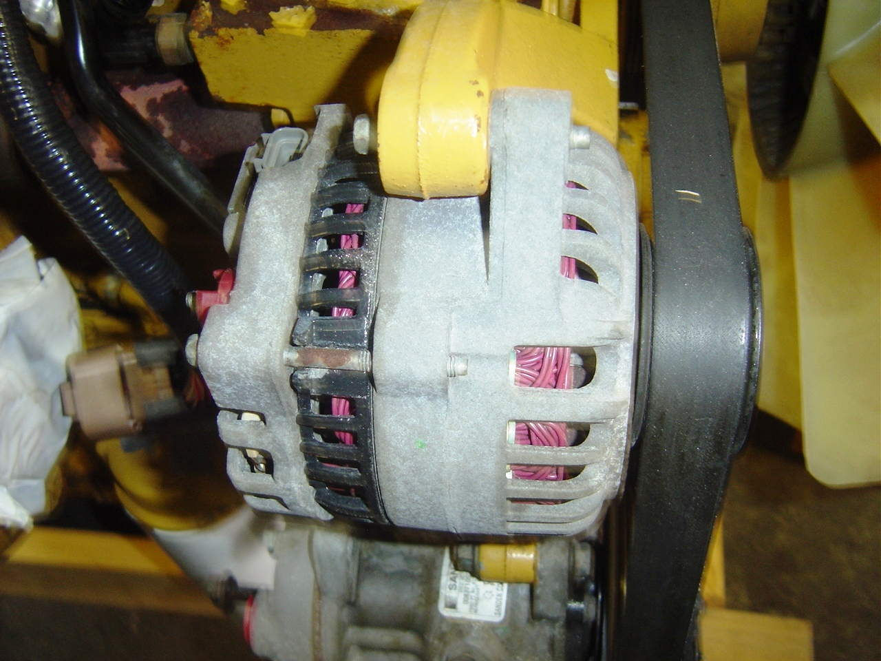 Cat 3126 Alternator Star Coin Guide Gw2 3116 Wiring Diagram Caterpillar Engine As Well C7 Fuel Pressure Sensor Raw Water