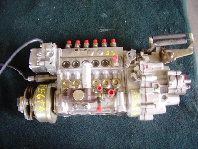 Ud Injection Pump Fe6ta 16713 Z6812 1999
