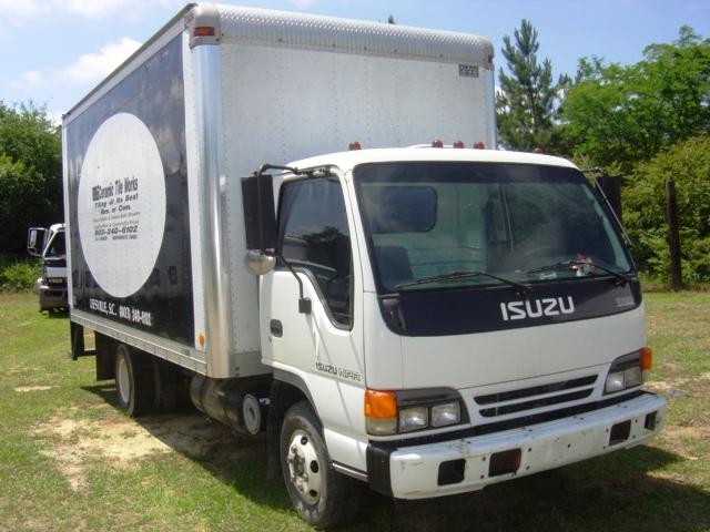 isuzu npr 1997 truck used busbee 39 s trucks and parts. Black Bedroom Furniture Sets. Home Design Ideas