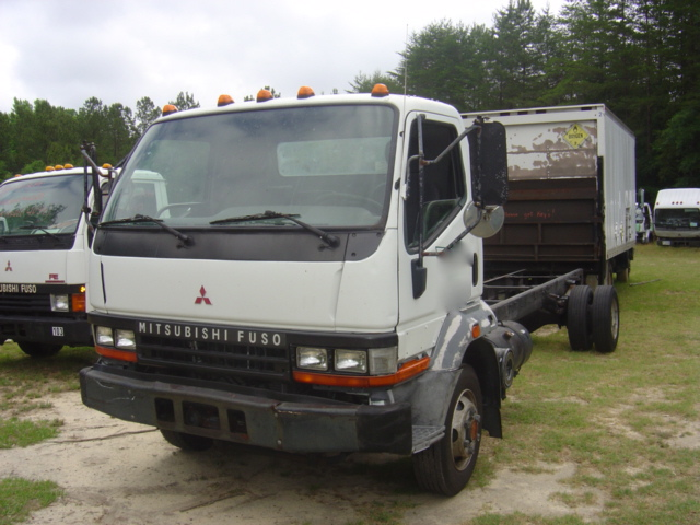mitsubishi fuso fh truck 2001 used busbee 39 s trucks and parts. Black Bedroom Furniture Sets. Home Design Ideas