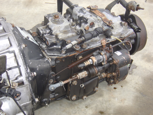 Ud Transmission Manual Standard 6 Speed 1800 2000 2300
