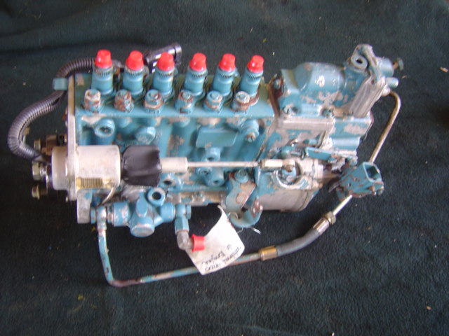 International Injection Pump 4700 Dt 466 Engine 1995 Used