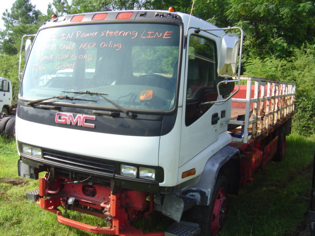 gmc t7500 truck 1999 used | busbee's trucks and parts gmc t7500 wiring schematic