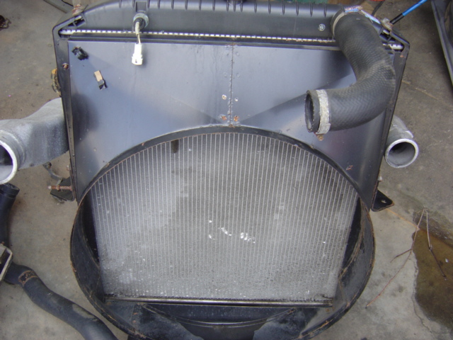 hino radiator sg automatic transmission j08c engine 2004. Black Bedroom Furniture Sets. Home Design Ideas