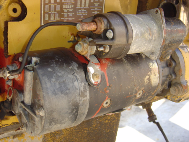 caterpillar 3406 starter used busbee 39 s trucks and parts