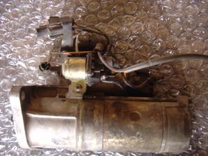 mitsubishi fuso starter fe 4d31 diesel engine 1988 1992. Black Bedroom Furniture Sets. Home Design Ideas