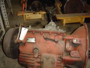 Eaton autoshift conversion to Manual