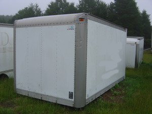 Used roll up door for box truck