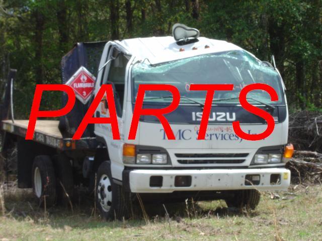 Isuzu Npr Truck 4he1 Diesel Engine Automatic Transmission 2003 Used