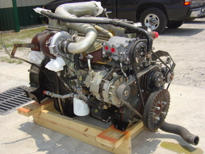 Mitsubishi Fuso Diesel Engine 6D34 1AT2 FE 1999 Used