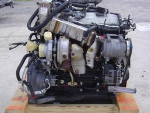 Isuzu Diesel Engine 4hk1 Tc Npr Nqr Gmc W3500 W4500 W5500