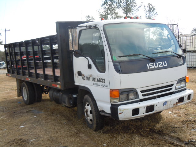 Wonderful Isuzu NPR 1997 Truck Used