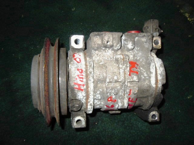 Hino Ac Compressor 268 J08e Engine 2005
