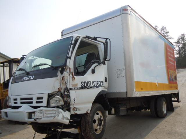 isuzu npr truck 2007 used busbee 39 s trucks and parts. Black Bedroom Furniture Sets. Home Design Ideas
