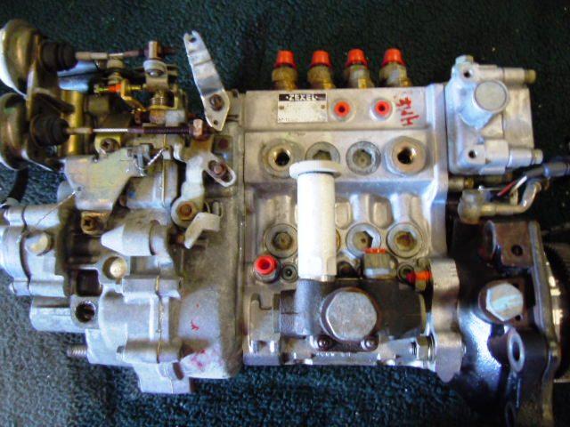 Isuzu Injection Pump 4he1 1999