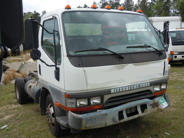 mitsubishi fuso 2001 fe truck used busbee 39 s trucks and parts. Black Bedroom Furniture Sets. Home Design Ideas