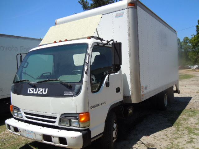 isuzu npr 1997 box truck used busbee 39 s trucks and parts. Black Bedroom Furniture Sets. Home Design Ideas