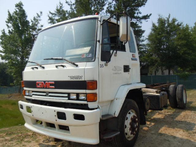 Gmc W7 1995 Truck Used