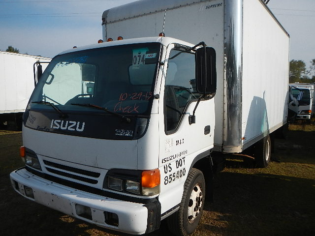 isuzu npr 1997 4bd2 jatco a t busbee 39 s trucks and parts. Black Bedroom Furniture Sets. Home Design Ideas