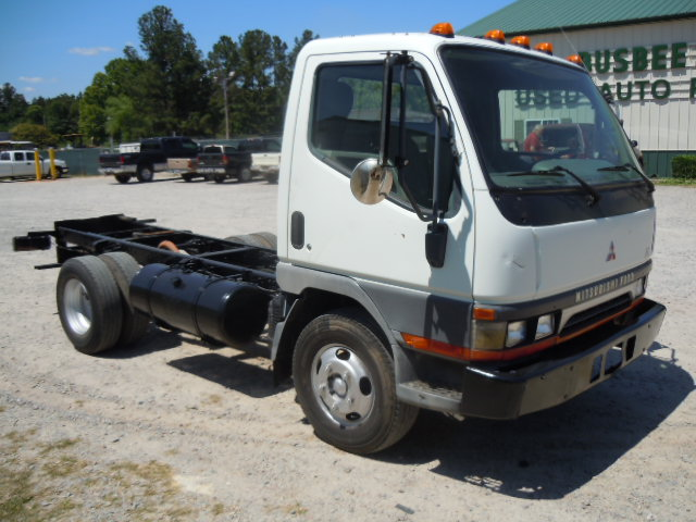 mitsubishi fuso fe 2001 truck used busbee 39 s trucks and parts. Black Bedroom Furniture Sets. Home Design Ideas