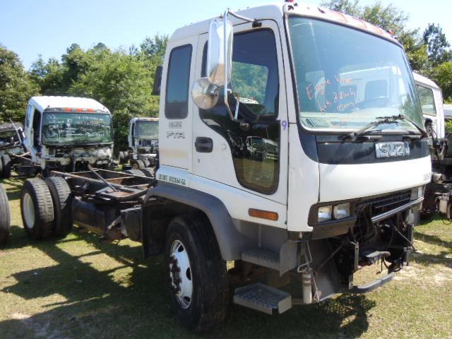 isuzu ftr 2001 box truck used busbee 39 s trucks and parts. Black Bedroom Furniture Sets. Home Design Ideas