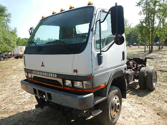 chassis fh for truck mitsubishi cab fuso sale