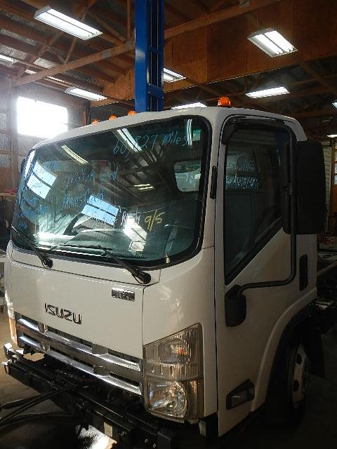 isuzu cab npr 2008 2010 used busbee 39 s trucks and parts. Black Bedroom Furniture Sets. Home Design Ideas