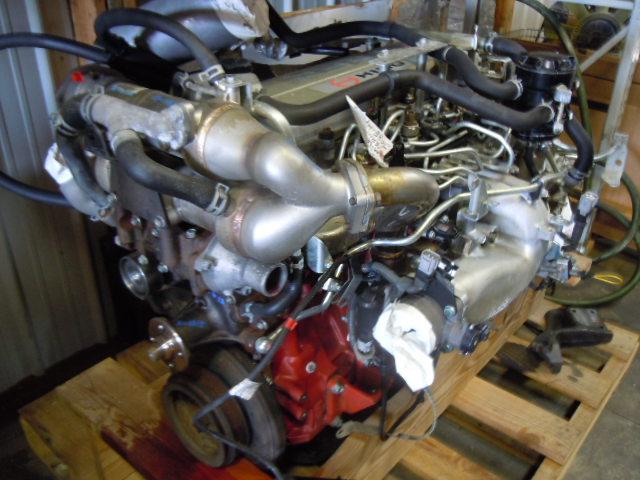 Hino Engine Parts : Hino j e tv diesel engine  used
