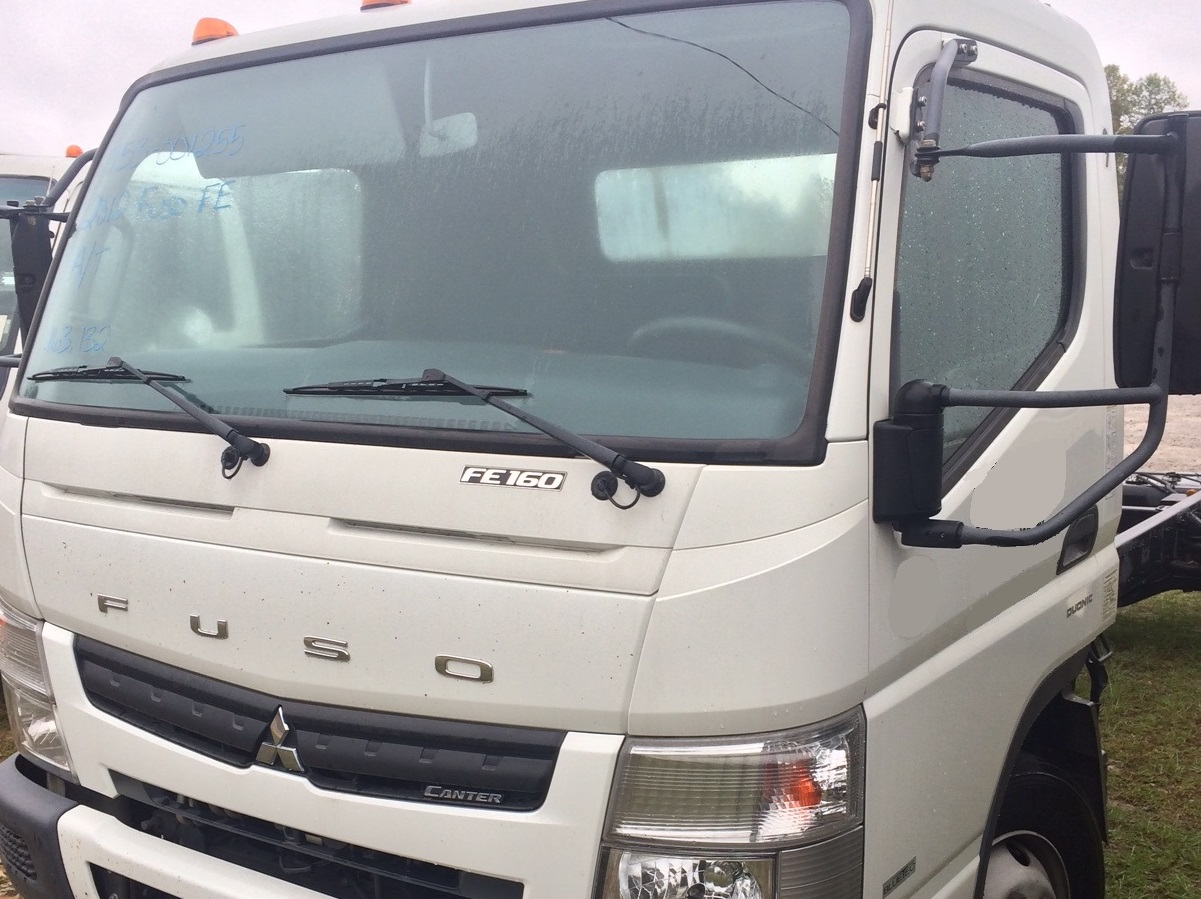 Mitsubishi Fuso automated manual transmission