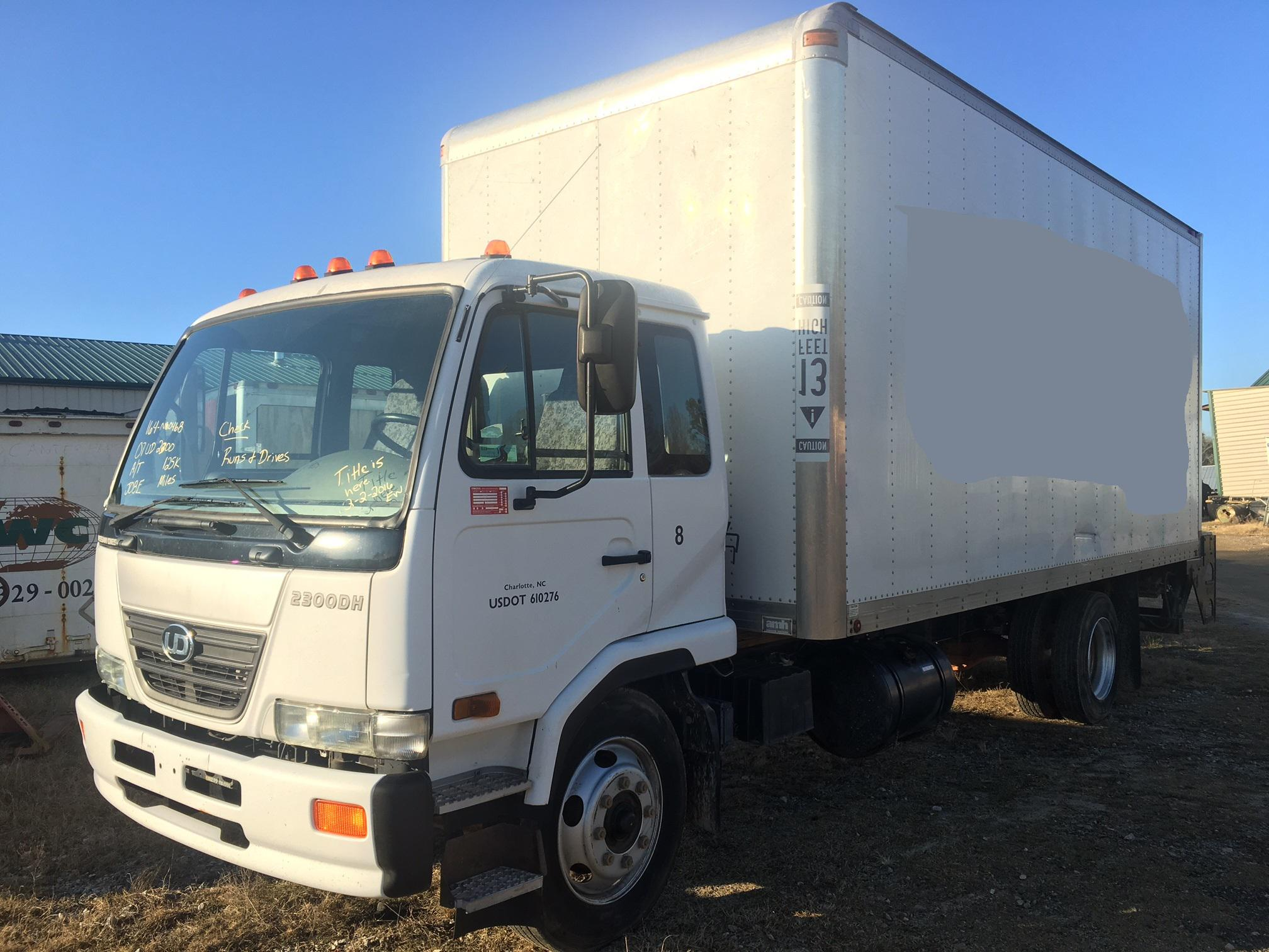2010 nissan ud 2300 lp isuzu npr nrr truck parts busbee. Black Bedroom Furniture Sets. Home Design Ideas