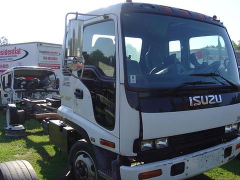 Isuzu Npr Diesel manual transmission