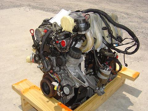 mercedes sprinter deisel freightliner  engine