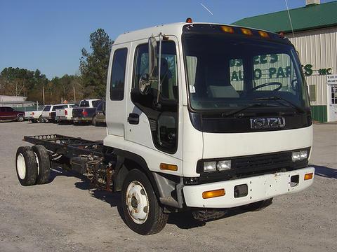 isuzu frr manual transmission truck 2001 used isuzu npr. Black Bedroom Furniture Sets. Home Design Ideas