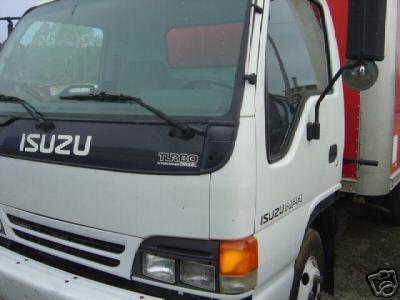 isuzu cab cabin assembly npr nqr gmc w w w  isuzu cab cabin assembly npr nqr gmc w3500 w4500 w5500 1995 1998 used