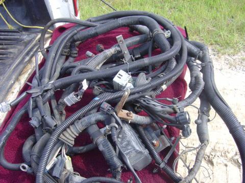 gmc w4500 isuzu wiring  wiring harness isuzu npr nrr truck parts busbee ud wiring harness 2600 2300 1999 2004 used