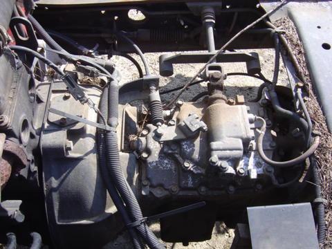 ud transmission manual 5 speed 1200 1300 1400 1992 94 1995 98 used isuzu npr nrr truck parts. Black Bedroom Furniture Sets. Home Design Ideas
