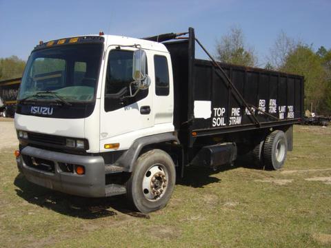 isuzu ftr 2000 dump truck used   isuzu npr nrr truck parts   busbee