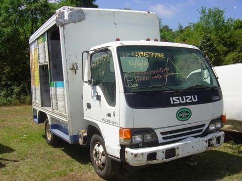 Isuzu NPR Truck 1999 Used