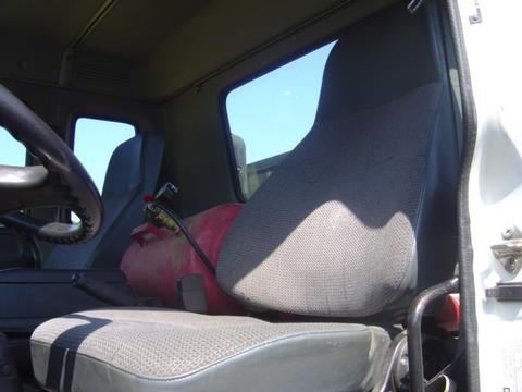 Isuzu Driver Seat Ftr Gmc W7500 1999 Up Used Isuzu Npr