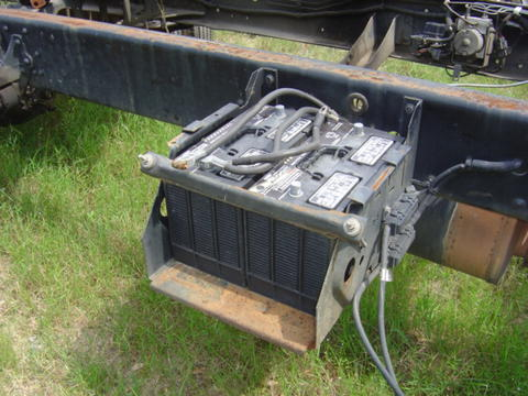 Mitsubishi Fuso Fh Battery Box 1996 Used on wiring diagram for utility trailer