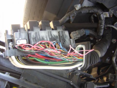 Mitsubishi Fuso Wiring Harness Isuzu Npr Nrr Truck Parts Busbee