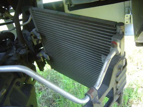 AC Condenser | Isuzu NPR NRR Truck Parts | Busbee