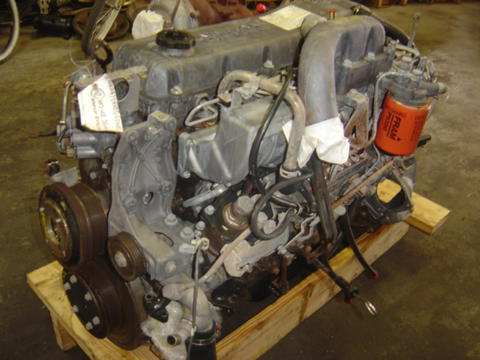 Ud Diesel Engine Fe6ta U1 1800 2000 2300 2600 3300 1999