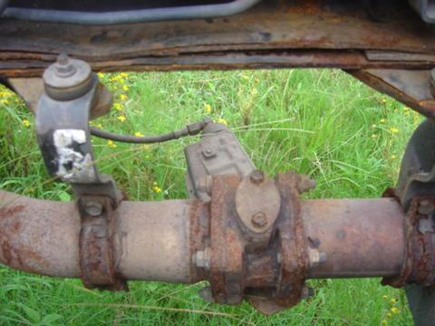 Hino Exhaust Brake   Isuzu NPR NRR Truck Parts   Busbee