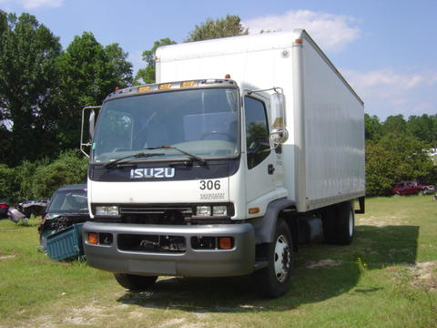 isuzu ftr truck 2001 used isuzu npr nrr truck parts busbee. Black Bedroom Furniture Sets. Home Design Ideas